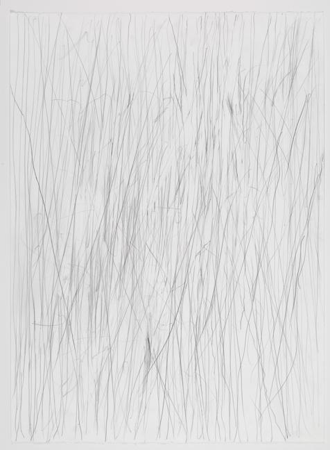 Julie Mehretu, Mind Breath Drawing (2012), via Marian Goodman