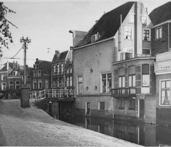 Hoekje Stille Mare - Haarlemmerstraat