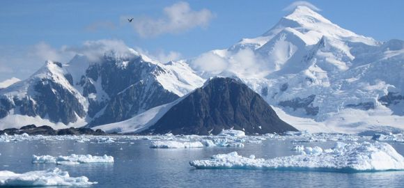 Vinson Massif – Tallest mountain in Antarctica....the top of the bottom of the world