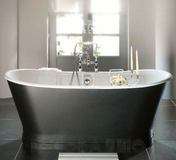 #bathroom #bath #shower #showerroom #interior #design #interiordesign   Чугунная ванна Imperial Bathroom IB Luxury bath, ib_radison_cast_iron_luxury_bath