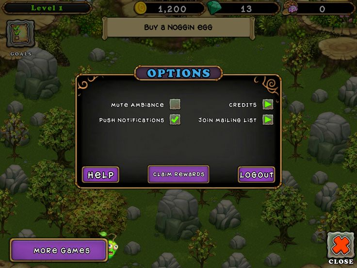My Singing Monsters | by UX Examples (Mobile Games)