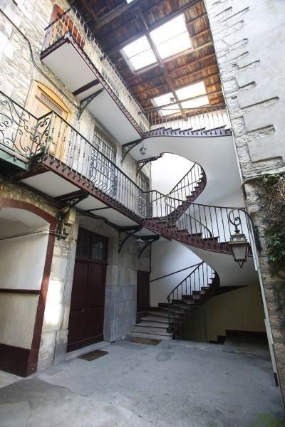 Une cour intérieure, Rue Renan