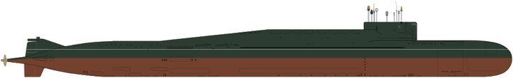 Delta IV class SSBN variant - Russian submarine Tula (K-114) - Wikipedia, the free encyclopedia