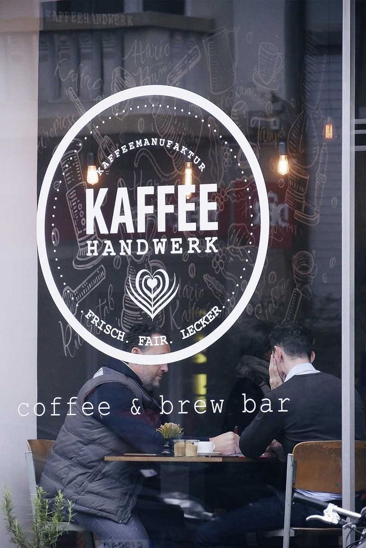 Kaffeehandwerk Café Düsseldorf Flingern