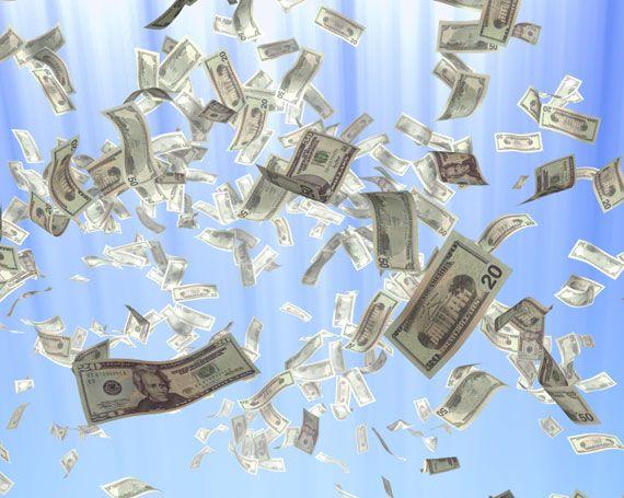Visualize Having Money (The Secret Daily Teachings)