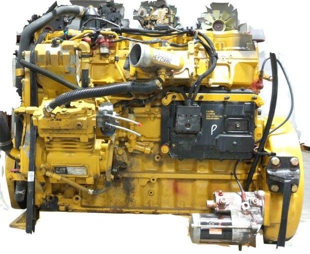 Manual Caterpillar Engine C15