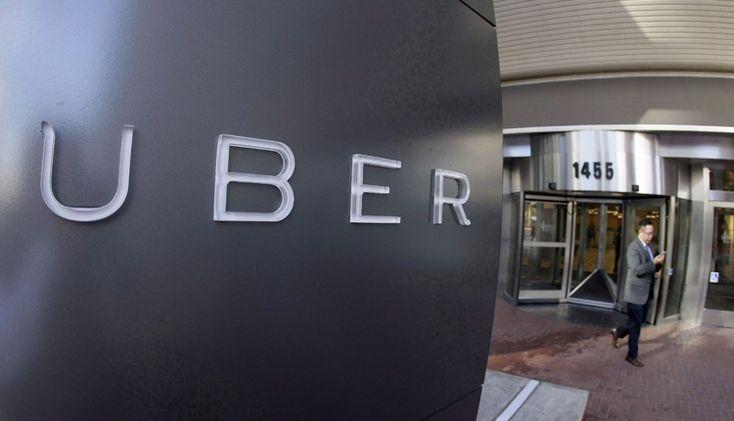 В парке Uber появились первые электромобили
