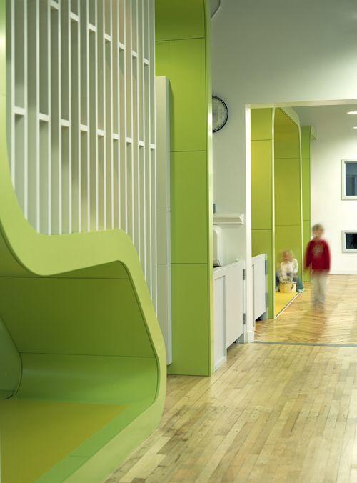 Imagine these school interior design hargrave park - Interior design colleges in london ...