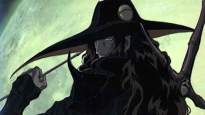 Vampire Hunter D Anime Characters : Best anime manga characters images on pinterest