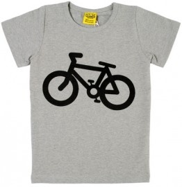 flock printable bike fiets