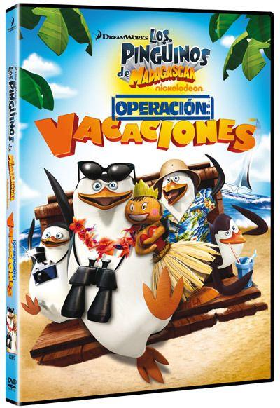 Operación: vacaciones - Pingüinos de Madagascar