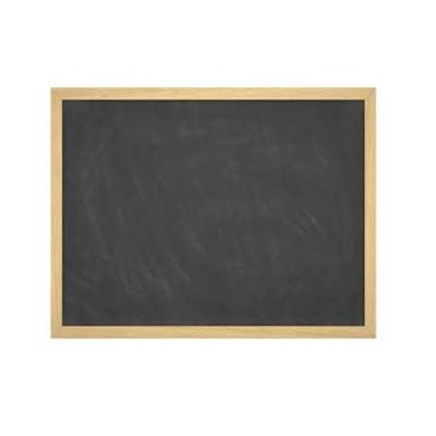 33. Put it in Writing  Hang a chalkboard in your garden. Positioned above a potting bench, it provides a charming spot to jot your planting to-do list or a weekly watering schedule.     Dooley 17-by-23-inch wood-framed chalkboard, about $12; farm-home.com