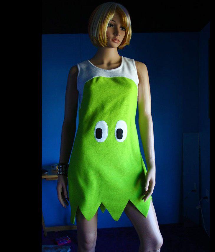 Pac-Man Ghost Costume