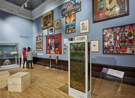 Birmingham Museum and Art Gallery - 10-5 Sat and Sun