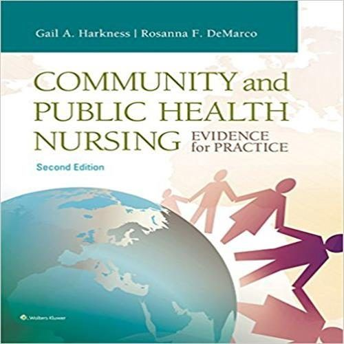 527 best test bank images on pinterest students textbook and banks test bank for community and public health nursing 2nd edition by gail aharkness fandeluxe Image collections