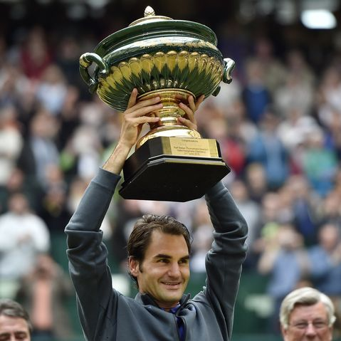 USA Today | Sports | TENNIS-Federer claims 8th Halle title