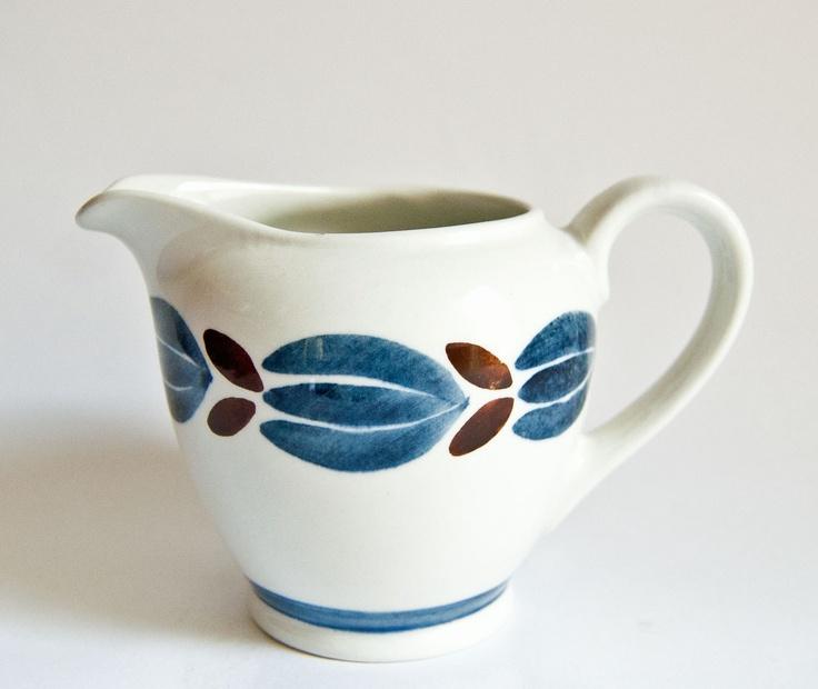 Vintage Arabia Finland - Handpainted Milk Jug | eBay
