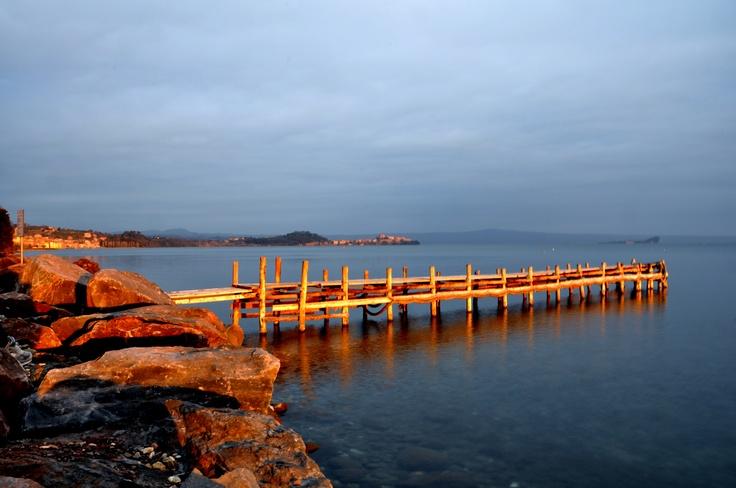 Marta, Lago di Bolsena