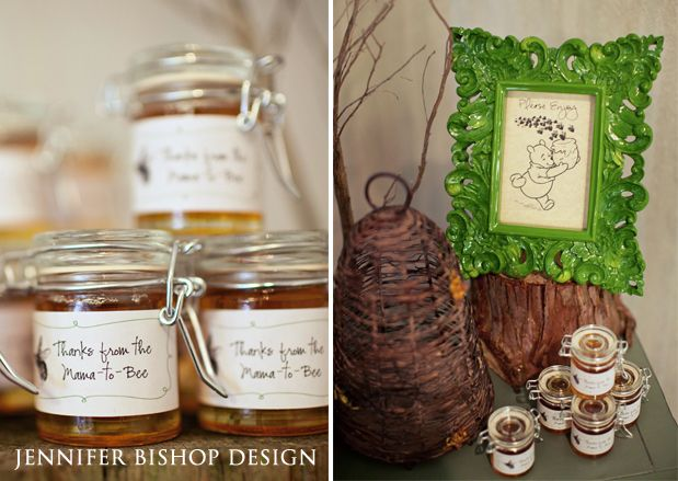classic winnie the poo baby shower table ideas | ... Frosting: Winnie the Pooh Party/Baby Shower Theme Ideas/Inspiration