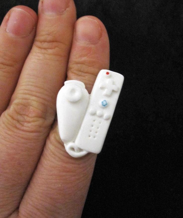 Nintendo Wii Controller Ring
