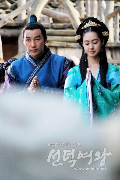 김유신  선덕#Queen Seondeok(Hangul:선덕여왕;RR:Seondeok Yeowang) is a 2009South Koreanhistorical drama as part ofMBCtelevision network 48th-founding anniversary special drama, starringLee Yo-won,Go Hyun-jung,Uhm Tae-woong,Park Ye-jin,Kim Nam-gilandYoo Seung-ho. It chronicles the life ofQueen Seondeok of Silla. It aired onMBCfrom 25 May to 22 December 2009 on Mondays and Tuesdays at 21:55 for 62 episodes.