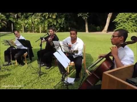 Thousand Years Violino - Música para Entrada da Noiva Casamento - YouTube