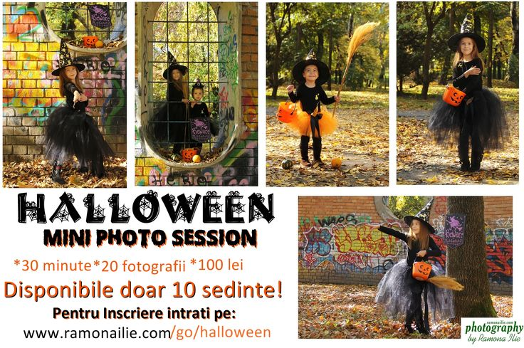 Photo Session for Halloween