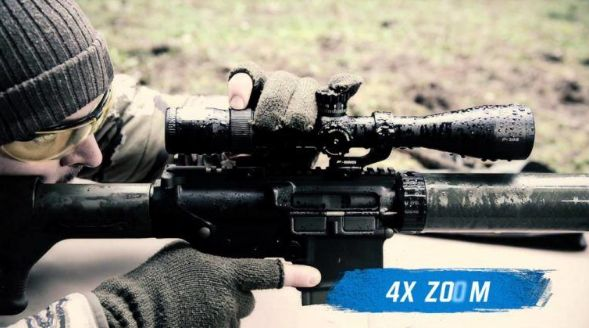 Nikon P308 Reviews: Is This Scope Any Good? - Rifles HQ