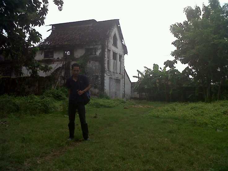 one of the oldest building in pasuruan