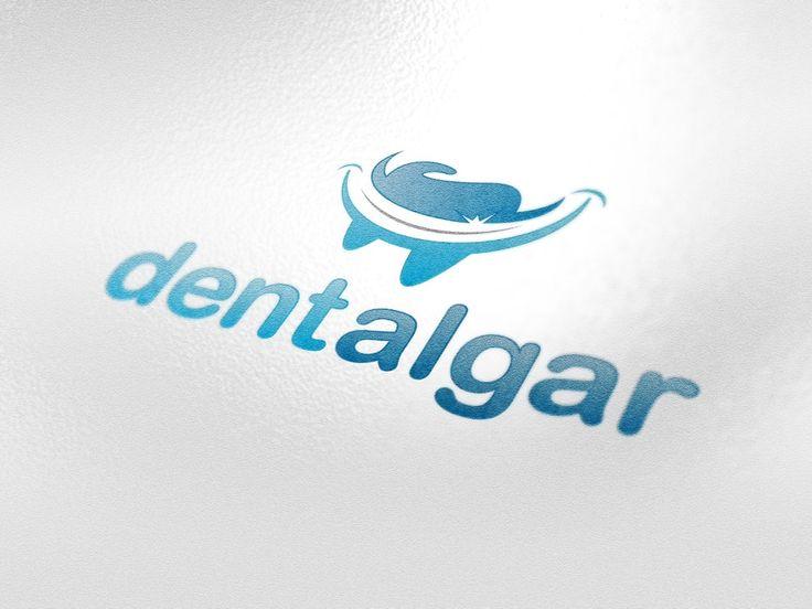 Diseño de logotipo Dentalgar