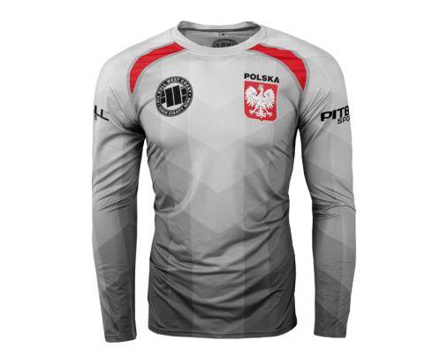 Longsleeve Sport Mesh Polska http://pitbull.pl/shop/t-shirts/longsleeve-sport-mesh-polska.html