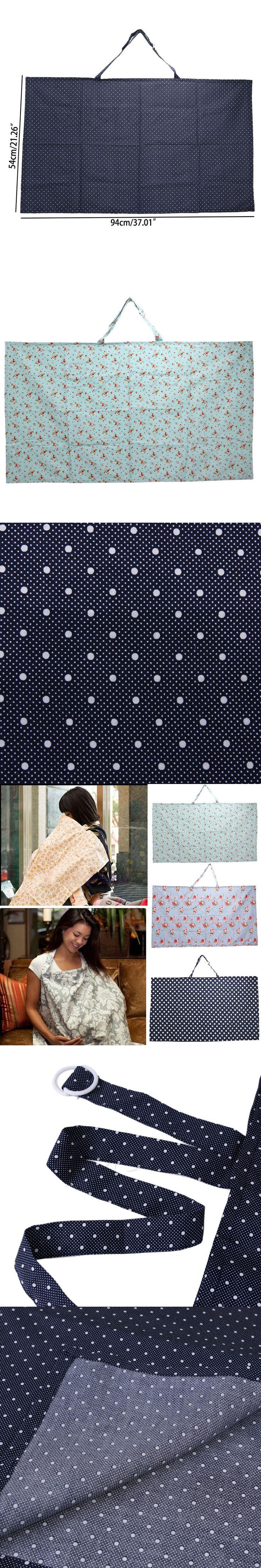 1Pc New Baby Mum Breastfeeding Nursing Udder Covers Poncho Cover Up Cotton Blanket Shawl