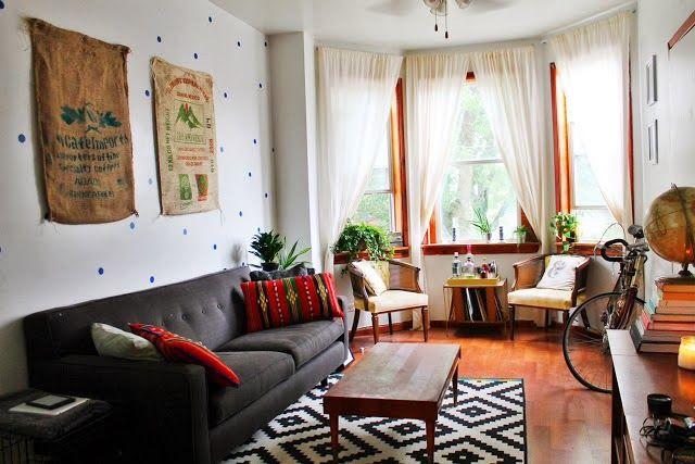 Bright apartment / Radical Possibility