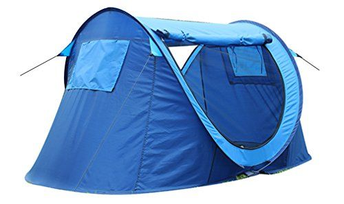 YGSDKJ Foldable Lightweight 2 Person Tent Color Blue >>> Continue to the product at the image link.