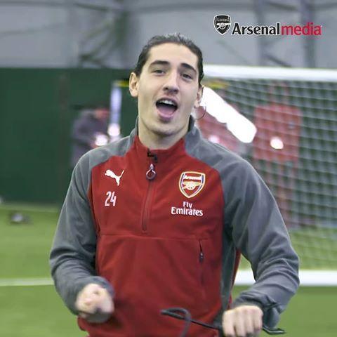 Héctor Bellerín #WeAreTheArsenal #Arsenal #COYG
