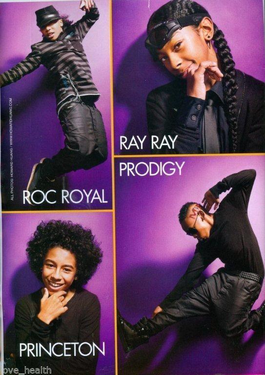 Mindless Behavior Ray Ray And Princeton | MINDLESS BEHAVIOR RAY RAY ROC ROYAL PRINCETON PRODIGY