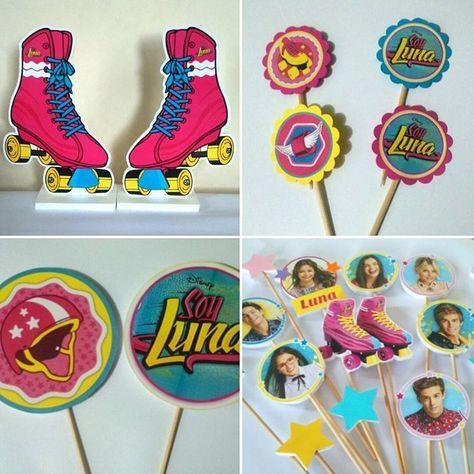 Detalles #soyluna para decorar en tus #fiestas  tenemos #apliques #toppers para #cupcakes para la #torta todo personalizado!!  Pedidos al 0989833280 Sigue ⏩ @wonderfulartdetails @wonderfulartdetails @wonderfulartdetails #decoraciones #detallesunicos #fiestas #eventos #fiestasinfantiles #fiestasoyluna #soyluna2 #soyluna #soy #luna #pompones #rosetones #ec #gye #envios #alpormayor #proveemos #pordocena