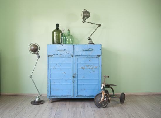 Meer dan 1000 idee n over kast dressoir op pinterest hoog dressoir ladekasten en dressoir - Oude meubilair dressoir ...