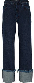 Pin for Later: So gut sahen abgeschnittene Jeans noch nie aus  Marques Almeida hochsitzende Boyfriend-Jeans (400 €)