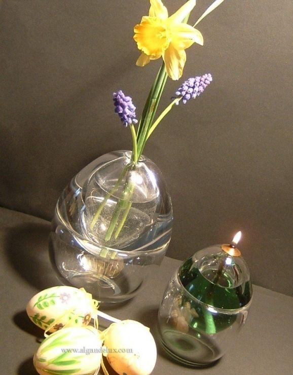Idée Algan de Lux pour une décoration de Pâques. A suivre sur www.algandelux.com