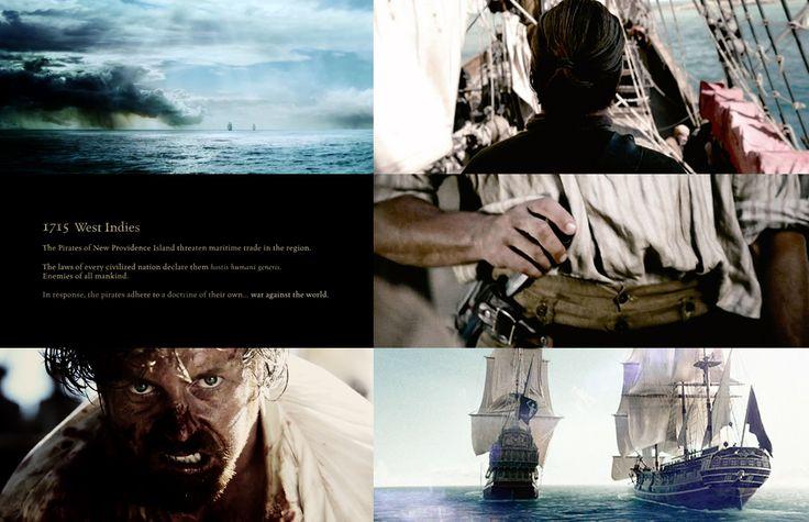 1715 год. Вест-Индия. Пираты с острова Нью-Провиденс угрожают морской торговле в этих краях. Законами всех цивилизованных стран они объявлены врагами рода человеческого. В ответ пираты придерживаются собственной доктрины... войны против всего мира. (S01E01)