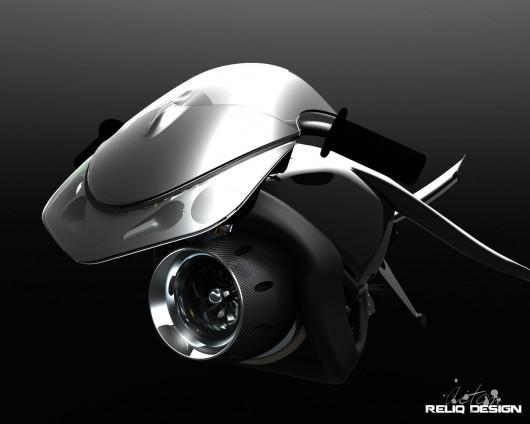 """Megacurioso - Designers """"imprimem"""" suas ideias de como os veículos serão em 2040"""