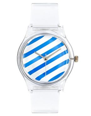 May28th Graphic Stripe Watch #asos