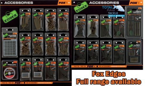 Fox-NEW-Edges-Terminal-Tackle-Rig-Bits-Accessories-Full-Range-Available