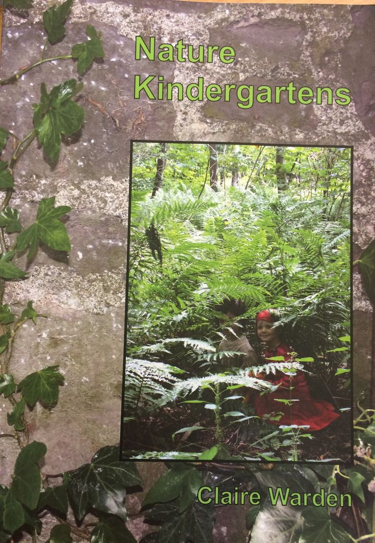 Recommended reading for forest schools.