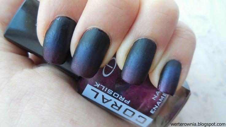 #Werterownia #gradientowepaznokcie #paznokcie #nails #gradient