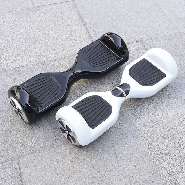 Black or White ? Check out www.bravearscooters.com for more info .