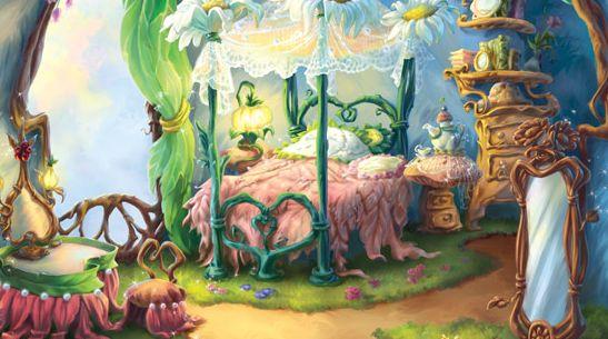 The Fairies of Pixie Hollow |