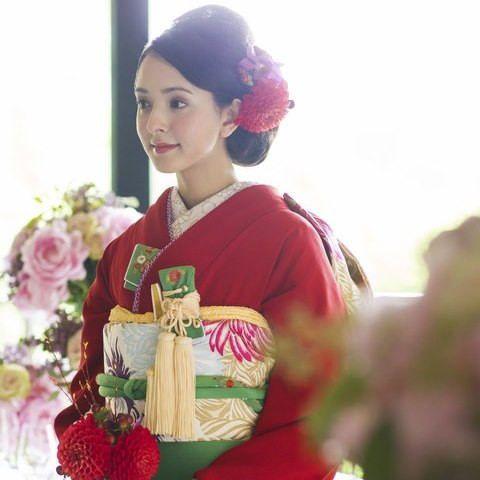 和装 japanese kimono THE KIKUSUIRO NARA PARK(菊水楼)