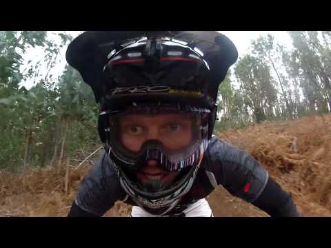 Spoken Words #02 - 'Avalanche' Downhill Mountainbike Racing, Madeira Island, Portugal